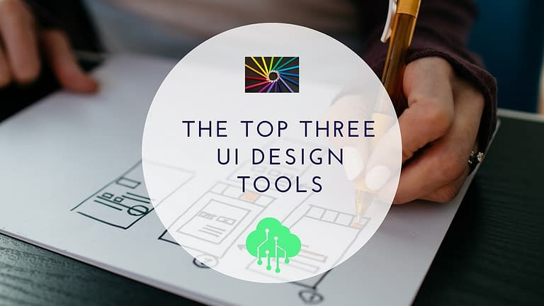 The top three UI design tools - URonWeb
